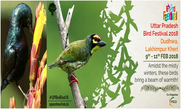 International bird festival at Dudhwa, Uttar Pradesh